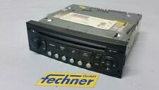 Radio Peugeot 307 2006 9659139977 Blaupunkt CD Player