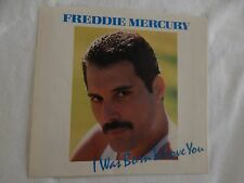 """Freddie Mercury """"I Was Made To Love You"""" PICTURE SLEEVE! NEAR MINT! EXCELLENT!"""