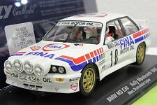 FLY A1702 BMW M3 E30 RALLY MONTE CARLO 1989 NEW 1/32 SLOT CAR IN DISPLAY CASE