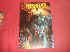 SPAWN : THE DARK AGES #2 Liam Sharp  Image Comics NM 1999
