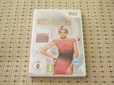 GERMANY 's next top model 2011 pour nintendo wii et wii u * OVP *