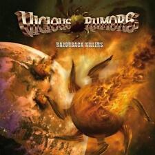 Vicious Rumors - Razorback Killers - CD