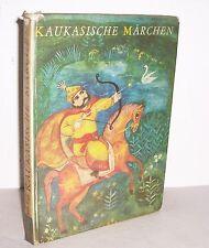 Novakova / Svobodova - Kaukasische Märchen - 1978 Artia Prag DDR Kinderbuch !