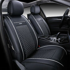 PU Leather Universal Auto Car Seat Covers 3D Surrounded for Honda CRV 2012-2016