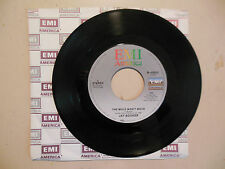 JAY BOOKER The Mule Won't Move / Brand New Outlaw E M I AMERICA  45