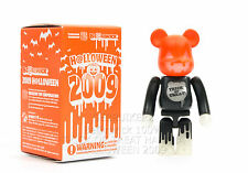 Medicom Toy Be@rbrick 100% HALLOWEEN 2009 MIB bearbrick halloween trick or treat