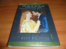 Shakespeare in Love (DVD, 1999, Awards Edition Widescreen) Gwyneth Paltrow Used
