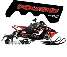POLARIS RUSH PRO INDY RMK  600 800 PRO R 120 136 SHORT TUNNEL  DECAL STICKER 1