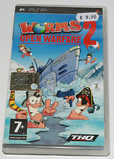 Worms Open Warfare 2 per PlayStation Portable PSP - PAL