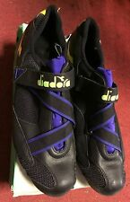 Scarpe bici corsa Diadora road bike cycling shoes size numero 47