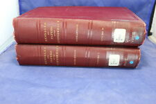Compilation Messages Papers of the Confederacy Nashville 05 Vol. 1 & 2 Civil War