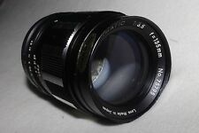 Accura Diamatic 135mm f/3.5 Prime Lens - M42 Screw Mount