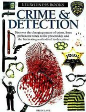 Crime and Detection (Eyewitness Books)