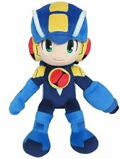 MegaMan NT Warrior ALL STAR COLLECTION Rockman.EXE (S) Plush Doll Anime Japan