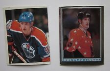 1982 Topps Hockey Sticker Lot 350 Total Stickers Gretzky None Picked