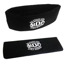 M.O.P. - 20 Years And Still Gunnin BLACK HEADBAND / SWEATBAND mash out posse