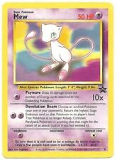 Pokemon Mew Promo Card Italian N 8