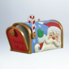 2012 Hallmark LETTERS TO SANTA - Post Office - Mail