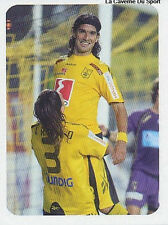 N°335 S. ABREU #  URUGUAY ARIS SALONIKI STICKER PANINI GREEK GREECE LEAGUE 2010