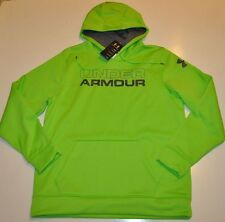 UNDER ARMOUR MEN'S 2XL COLDGEAR HOODIE PULLOVER JACKET NWT