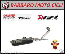 Akrapovic Exhaust Full system Yamaha Tmax 500-530 2008-2016 with Black Muffler