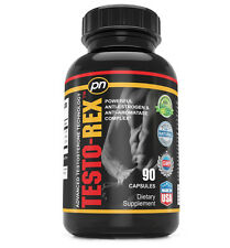 Bionutricals PowerNutra TesTo-Rex - Lean Muscle and Strength Building Supplement