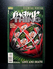 COMICS: DC: Essential Vertigo: Swamp Thing #9 (1990s) - RARE (batman/alan moore)