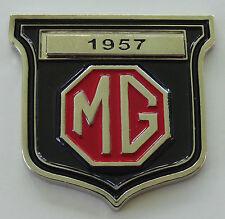 MG  LAPEL PIN BADGE-  TC TD MGA  MGB  etc--CHOICE OF YEARS 1948 T0 1979- C041108