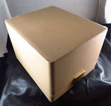 Genuine SWISS AP AUDEMARS PIGUET MEN WATCH WINDER BOX CASE DISPLAY
