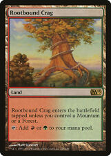 Rootbound Crag   VO -  MTG Magic (EX)