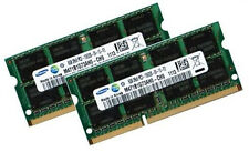2 x 8 GB 16 GB DDR3 RAM 1333 Mhz APPLE MacBook Pro + iMac 2011 Samsung PC3-10600S