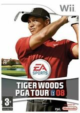 Tiger Woods PGA Tour 08 (Nintendo Wii, 2007)