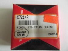 TP Piston Rings Ring Set YZ125 1994-2001 P/N 7214R
