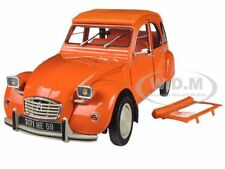1976 CITROEN 2CV 6 ORANGE 1/18 DIECAST CAR MODEL BY NOREV 181514