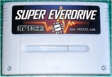 SUPER EVERDRIVE v2 snes nintendo DSP support krikzz ever drive SD slot white new