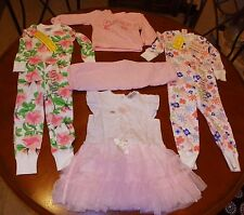 ms2211- 4 Pc Girls Clothing Lot 18-24 months