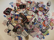 50x Random Assorted Vintage Patch Patches Business School Advertising Sports