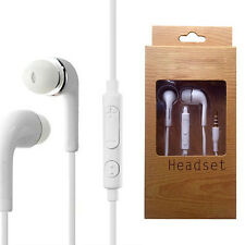 New Earphone In-Ear Earbud  Headset Useful Headphone Mic For Smart Phone MP3
