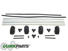 2008-2012 Jeep Liberty Roof Rack Cross Rails MOPAR GENUINE OEM BRAND NEW