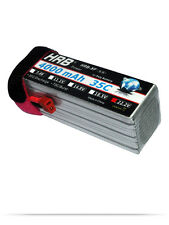 HRB LiPo Li-Polymer Battery 6S 22.2V 4000mah 35C RC helicopter car quadcopter