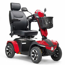 Drive Medical Panther 4 Wheel Heavy Duty All Terrain Mobility Scooter 425LB Cap