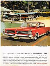 Vintage 1964 Magazine Ad Pontiac Has Become a Synonym For Magnificent Attributes