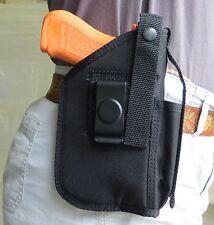 Belt Clip-on Holster for RUGER SR9/SR40 with FLASHLIGHT or LASER LIGHT COMBO