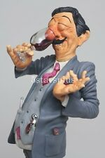 Guillermo Forchino Comic The Wine Taster Forchino Art Figurine Sculpture Statue
