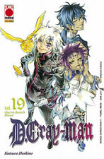 PM263 - Planet Manga - D Gray Man 19 - Ristampa - Nuovo !!!