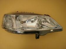 NEW Vauxhall Astra mk4 98-2004 HeadLamp Headlight chrome  O/S drivers side
