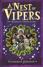 JOHNSON,CATHER-NEST OF VIPERS, A  BOOK NEW