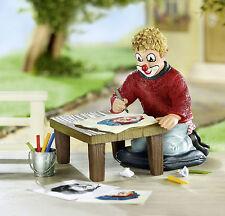 Parte di Gilde Clown dei caratteri artisti 2tlg. + sorpresa stata limitata h:ca.10cm 10214