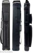 Vincitore CH46B - 4x6 Smooth Black Leatherette Cue Case - CH46-B - Free Shipping