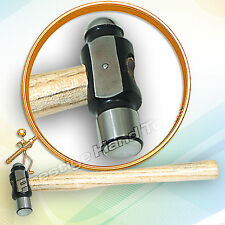 Ball Pein hammer chasing watchmakers jewellers metal shaping Prestige 4 oz#0998